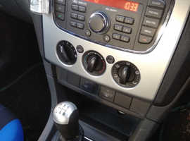 Ford Focus, 2007 Hatchback, Manual Petrol, 79,434 miles