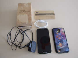 Samsung Galaxy S4 GT-I9505 16GB Black Unlocked Android Smartphone - Black In excellent condition