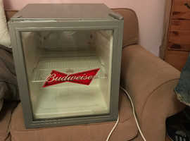 Budweiser fridge for sale