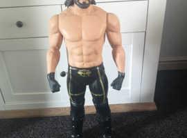 2 & half feet tall Seth Rollins wrestler
