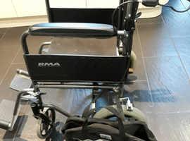 Wheelchair - RMA Roma Medical VGC