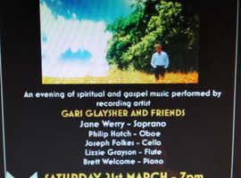 Concert for Community Defibrillator