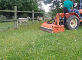 4ft Flail mower in excellent working order £850 ono