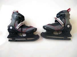 B-Square Ice Skate Ice Hockey Boots UK Size 6 EUR 39 Sports Ice Blades