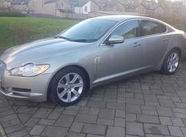 Jaguar Xf, 2011 (60) Gold Saloon, Automatic Diesel, 127,250 miles