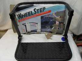 'Wheel Step' hardly used!