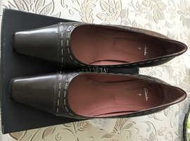 Clark's Court Shoe
