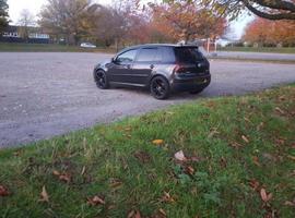Volkswagen Golf, 2008 (08) Black Hatchback, Semi auto Diesel, 119,000 miles