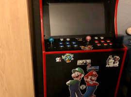 Arcade machine. 1000's of games