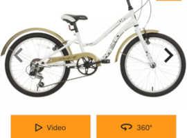 Childrens Apolo Haze Hybrid Bike