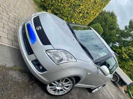 Suzuki Swift, 2008 (08) Silver Hatchback, Manual Petrol, 84,026 miles