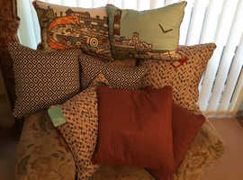 A selection of Scatter cushions