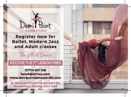 Want your child to learn a new skill or burn off some energy? Come and experience a class. Open any age.
