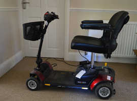 GOGO ELITE PRIDE MOBILITY SCOOTER  for sale