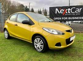 Mazda 2 1.3 TS Very Low 39,000 Miles Only, 1 Owner, and a Fantastic Full Service History (9 x Services)