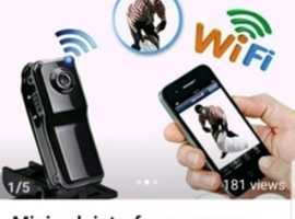 video camera for android phone security