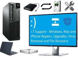 Computer Repairs, Support and Solutions