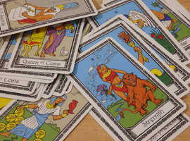 £2 Mini tarot reading