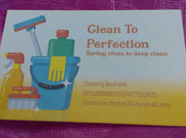Cleanan to perfection