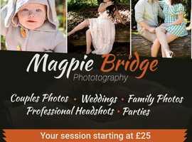 Affordable Cardiff Based Portrait Photographer