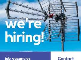 TV Aerial & Satellite Engineer Wakefield