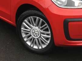 WANTED. VW UP ALLOYS