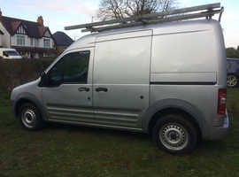 Ford Connect Transit LWB/High Roof T230 1.8 110 BHP 2008 **NO VAT** P/EX considered