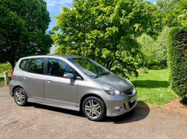 Honda Jazz, 2005 (05) Silver Hatchback, Manual Petrol, 46,000 miles