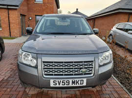 Land Rover Freelander 2 e  2009 (59) Grey Estate, Manual Diesel, 115250