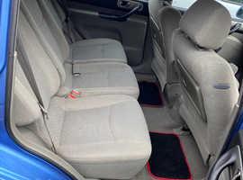 Chevrolet Tacuma, 2007 (07) Blue MPV, Automatic Petrol, 32,876 miles
