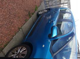 Citroen C3, 2009 (59) Blue MPV, Manual Petrol, 62,300 miles