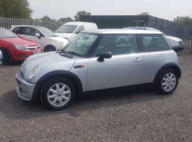 Mini 1.6 Automatic low milage