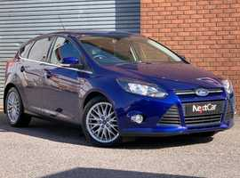 Ford Focus1.6 Zetec Navigator Auto What a Gorgeous AUTOMATIC Focus....Full Main Dealer Service History