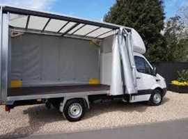 A SURPRISINGLY CHEAP TRANSPORT SERVICE  - £25.00 per van load for local House / Flat moves