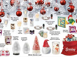 All things scentsy Christmas