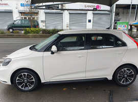 MG3, 34,000 miles, great condition