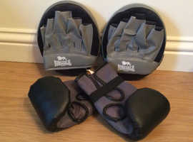 Lonsdale Boxing Gloves & Pads