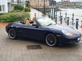 Porsche BOXSTER AUTO, 2001 (Y), Automatic Petrol, 108,000 miles