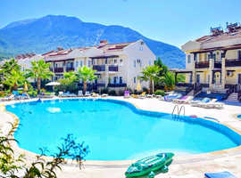 2 BEDROOM HOLIDAY APARTMENT, OVACIK, OLUDENIZ, TURKEY