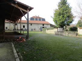 France Equestrian Property Rhone Alpes 01370 EURO 1,200,000 Domaine 4H terrain, bo
