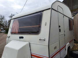 Sprite 400. 3 berth compact and lightweight