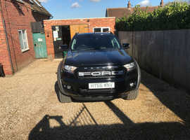 Ford Ranger, limited 4x4 with Ford raptor body kit