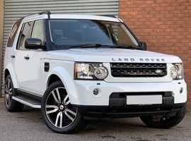 Land Rover 4 3.0 SDV6 LE LandMark Edition Wow! What an Absolutely Stunning Vehicle! A Real Credit to it's Previous Keeper