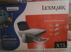 Lexmark Printer X75