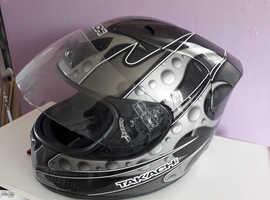 Takachi Full Face Motorbike Helmet