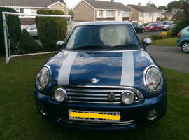 Mini Clubman Estate, 2008 (08) Blue Estate, Manual Petrol, 97,000 miles