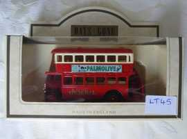 1932 AEC REGENT DOUBLE DECKER BUS