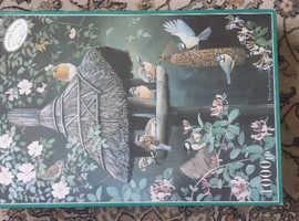 Bird lovers jigsaw