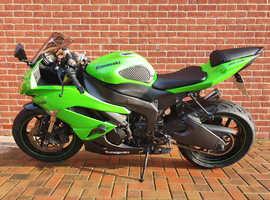 Kawasaki ZX-6R 2009