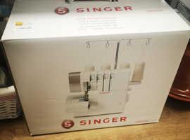 Brand New Singer Overlocker rrp 254